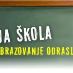 OBRAZOVANJE ODRASLIH – šk. god. 2015./2016.