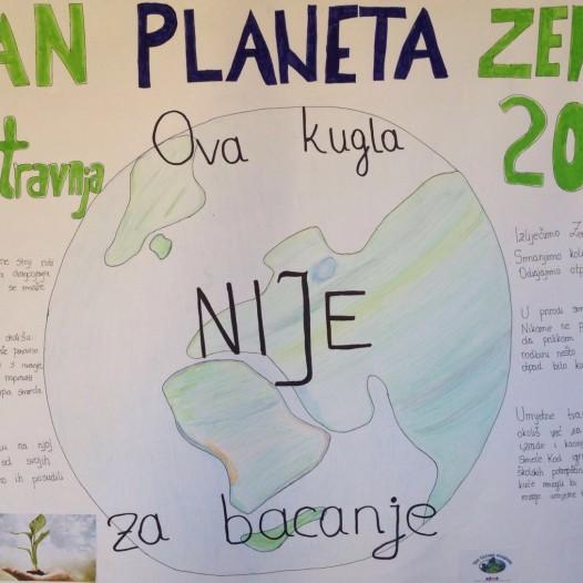 Obilježen Dan planeta Zemlje 2016.