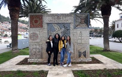 EBTŠ osvojila 2. mjesto na Međužupanijskoj smotri GLOBE škola