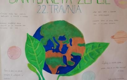 Obilježili smo Dan planeta Zemlje