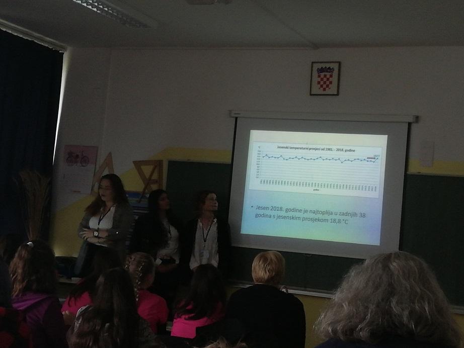 EBTŠ na Državnoj smotri i natjecanju hrvatskih GLOBE škola