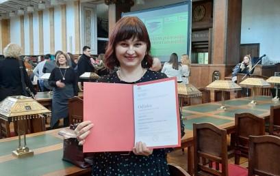 Naša profesorica Tatjana Stupin promovirana u zvanje savjetnice