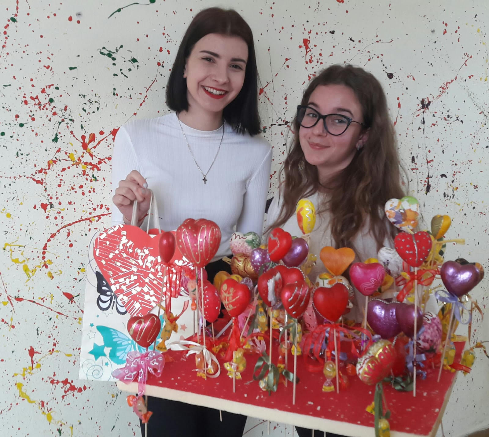 Multi Valentinovo u Ekonomskoj – humanitarna lutrija: Srce za multiplu