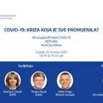 #EPtalks: COVID-19: Kriza koja je sve promijenila; Sve će biti u redu? COVID-19 i mentalno zdravlje