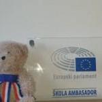 eTwinning projekt:  Medo ambasador Europskog parlamenta putuje Lijepom Našom