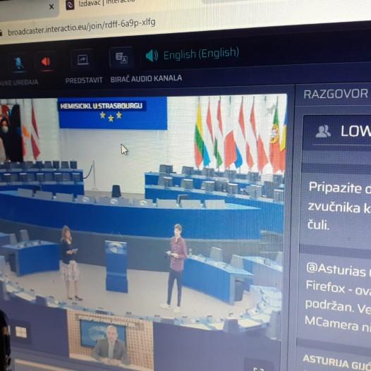 EUROSCOLA ONLINE SESSION