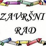 Raspored obrane završnog rada u jesenskom roku šk. god. 2020.21.